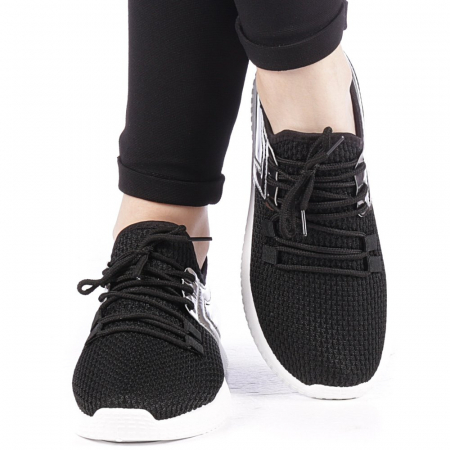 Pantofi sport dama Setena negri1
