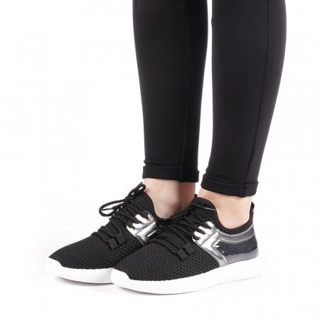 Pantofi sport dama Setena negri2