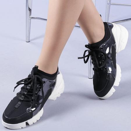 Pantofi sport dama Sonia negri0