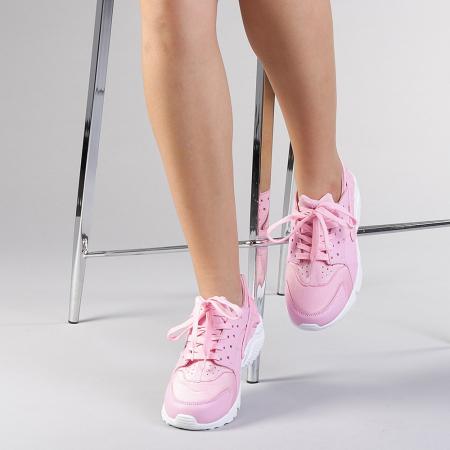 Pantofi sport dama Winifred roz2