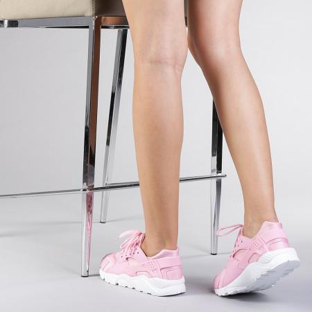 Pantofi sport dama Winifred roz3