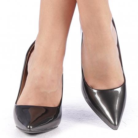Pantofi stiletto Alicia negri4