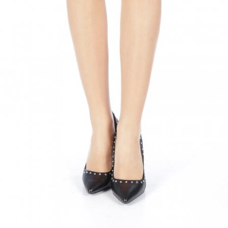 Pantofi stiletto Daiana negri4