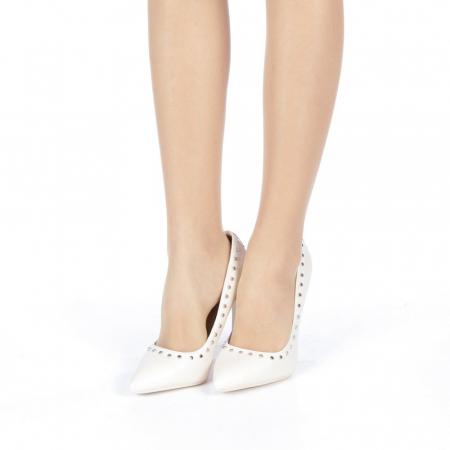 Pantofi stiletto Daiana nude2