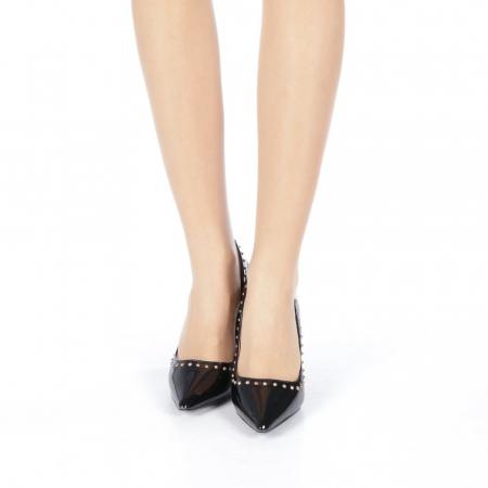 Pantofi stiletto Desiree negri4