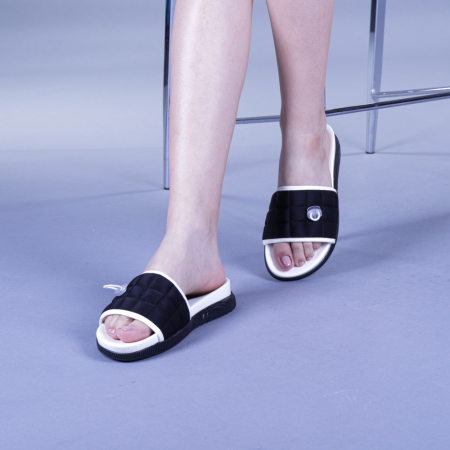 Papuci dama Corina negri2