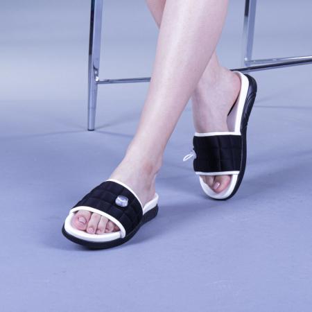 Papuci dama Corina negri0