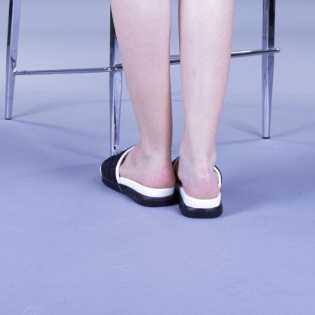 Papuci dama Corina negri3
