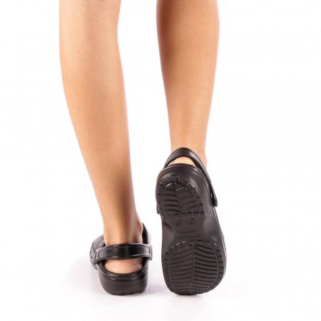 Papuci dama Edelline negri1