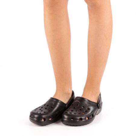 Papuci dama Edelline negri2