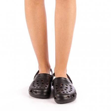 Papuci dama Edelline negri3