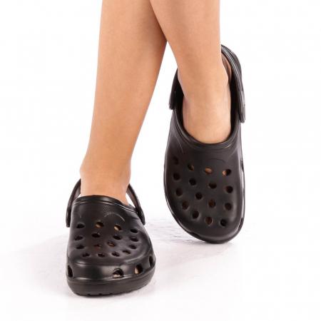 Papuci dama Edelline negri4
