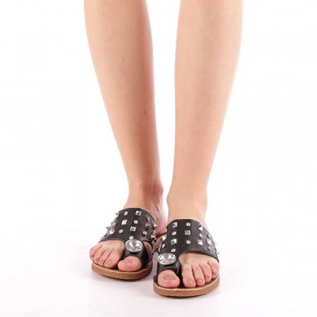 Papuci dama Gia negri3
