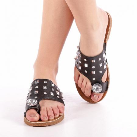 Papuci dama Gia negri4