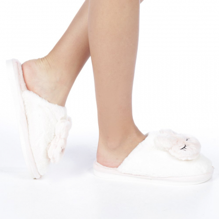 Papuci dama Midori roz deschis0