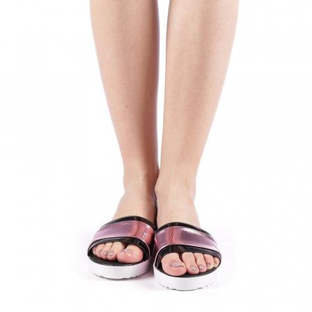 Papuci dama Minoda roz4