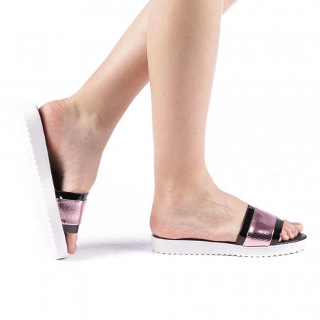 Papuci dama Minoda roz0