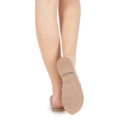 Papuci dama Mogana roz3