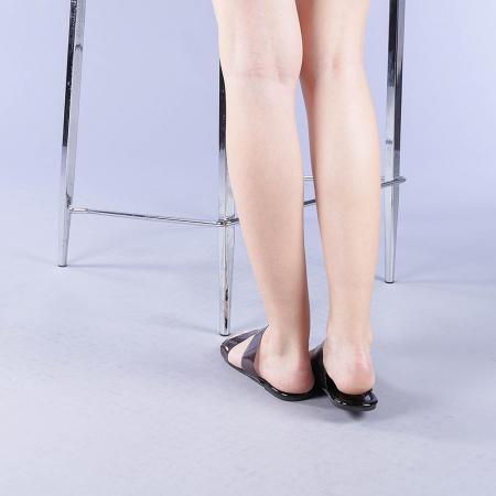 Papuci dama Morna negri3
