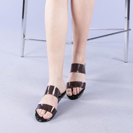 Papuci dama Morna negri2