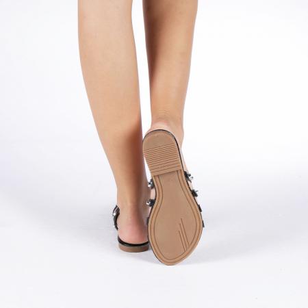 Papuci dama Penelope negri1