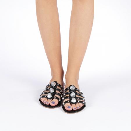 Papuci dama Penelope negri3