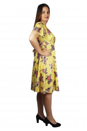 Rochie Alice cu imprimeu floral2