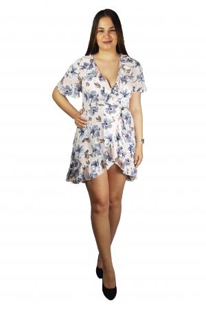 Rochie cu imprimeu floral1