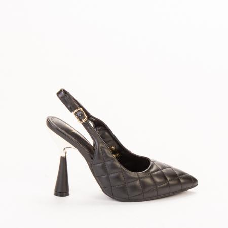 Sandale dama Sahar negre0