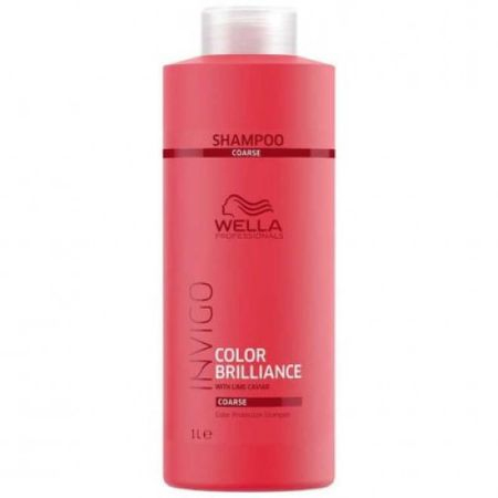 Sampon,Wella Professionals ,INVIGO Brilliance, Coarse, 1000ml 0