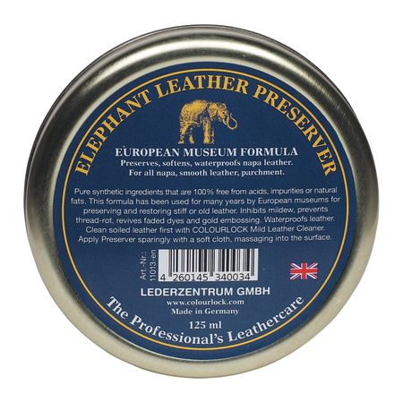 Protectie piele , colourlock, elephant leather, 125ml 0