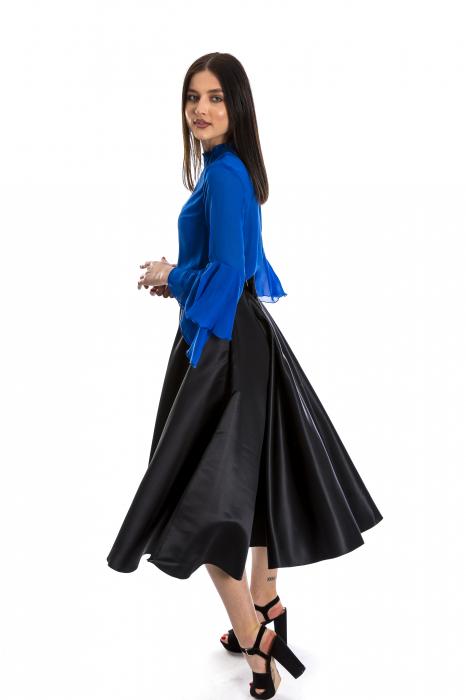 Bluza Lucy albastru electric [4]