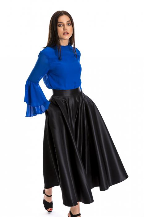 Bluza Lucy albastru electric [3]