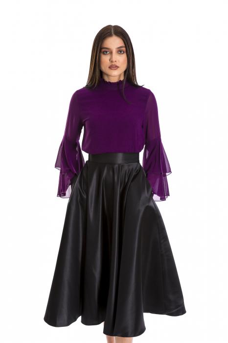 Bluza Lucy pruna [2]