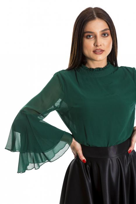 Bluza Lucy verde [0]
