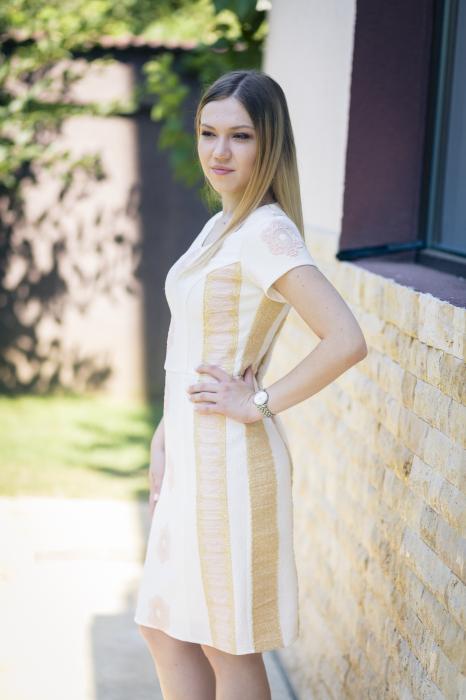 Rochie Amelia Jacard [1]