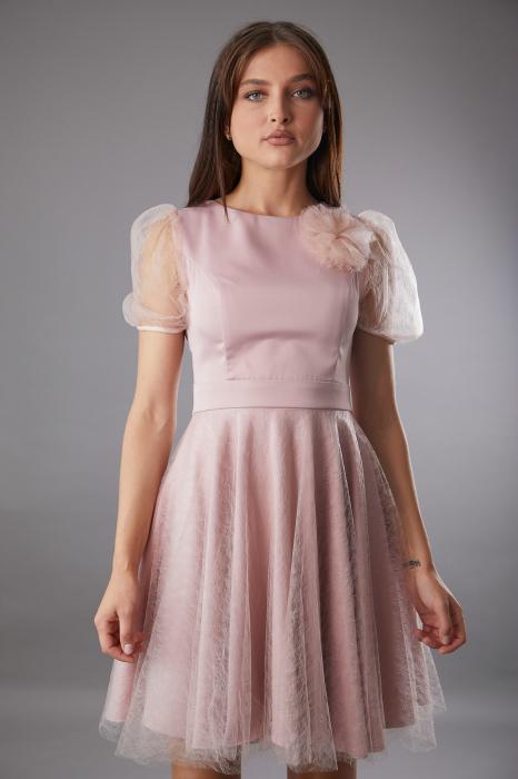 Rochie LIZETA roz [0]