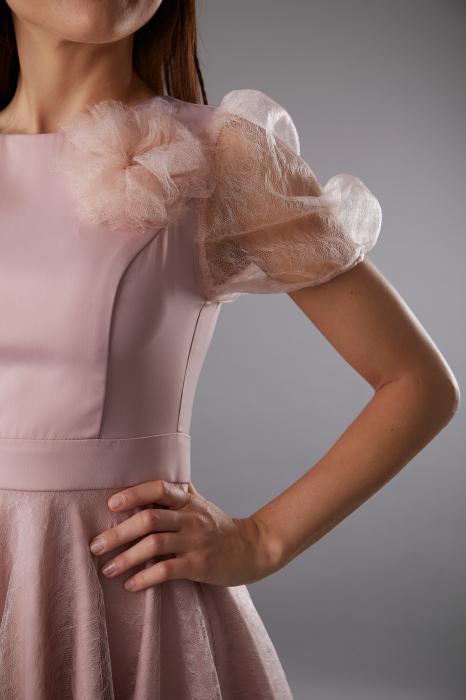 Rochie LIZETA roz [1]