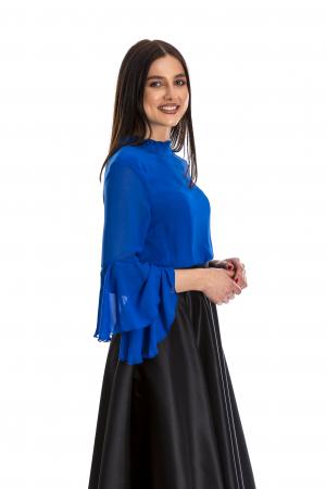 Bluza Lucy albastru electric [0]
