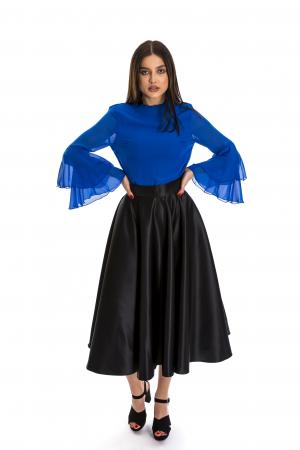 Bluza Lucy albastru electric [1]