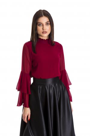 Bluza Lucy bordeaux [1]