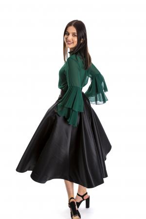 Bluza Lucy verde [3]