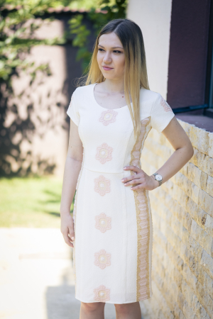 Rochie Amelia Jacard [0]