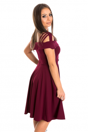 Rochie Evelina Bordo [3]