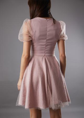 Rochie LIZETA roz [2]