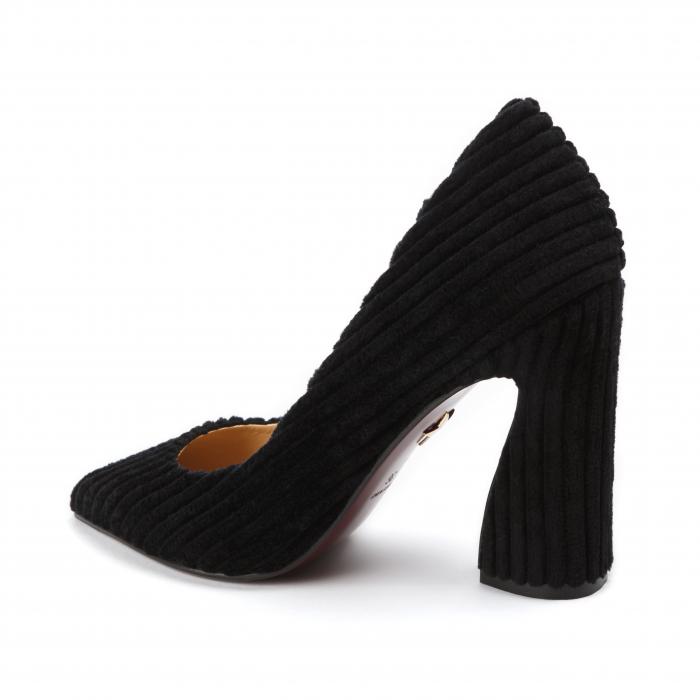 Pantofi dama Giorgio Fabiani negri 2