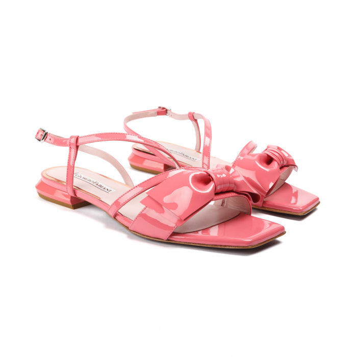 Sandale dama Giorgio Fabiani roz 0