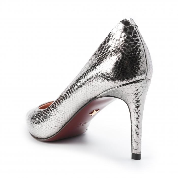 Pantofi dama Giorgio Fabiani argintii 2