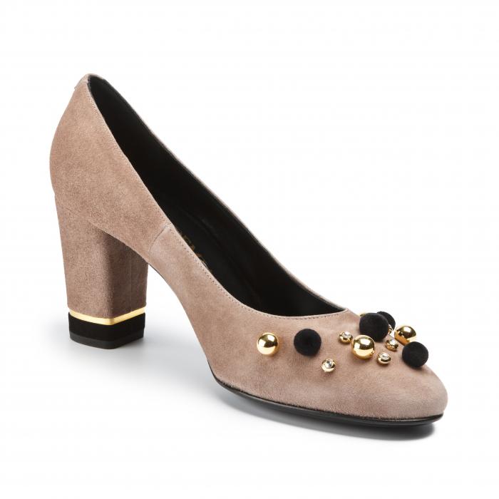 Pantofi dama Accademia 1