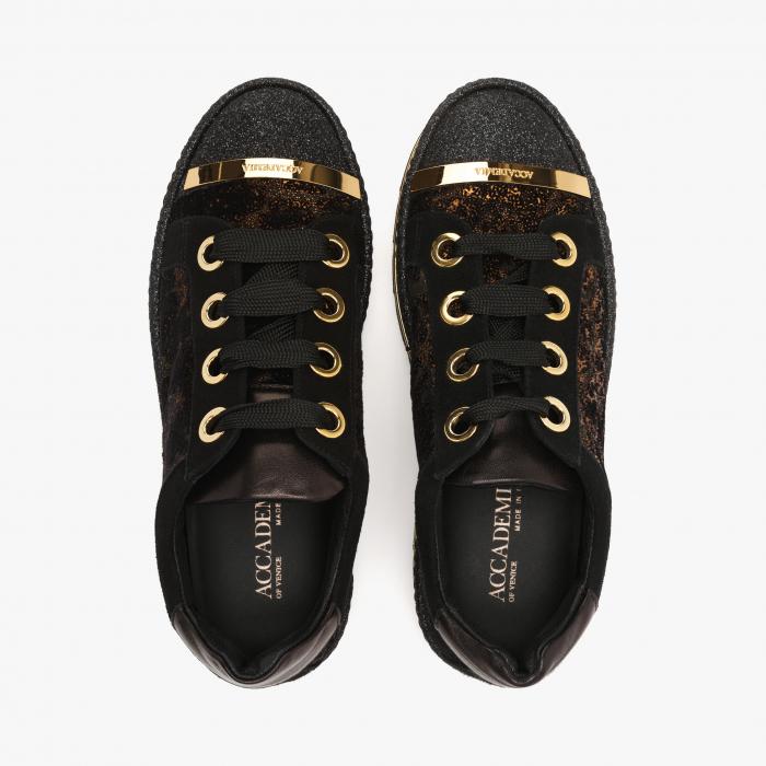 Pantofi dama comozi Accademia 4